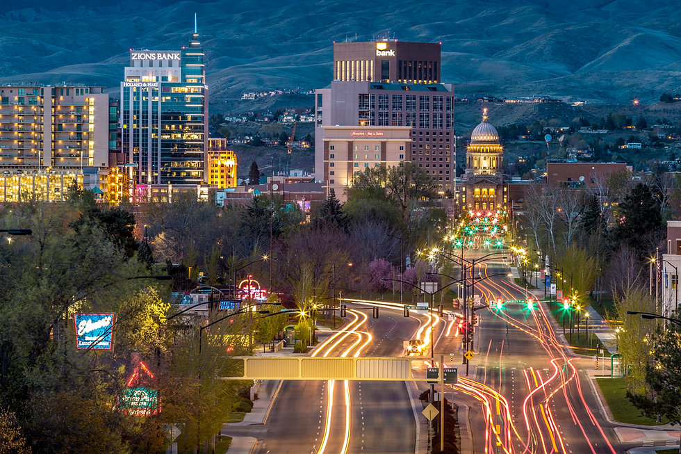 cityscape-of-boise-lighted-up-in-boise-i
