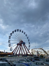 Ferris Wheel at Boardwalk