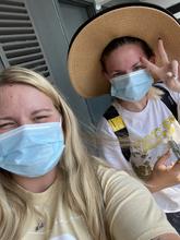 Madison and Me Masked Up