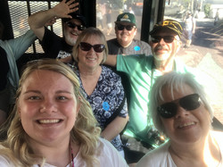 Key West Tour Bus