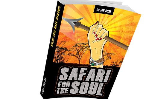 Safari for the Soul paperback