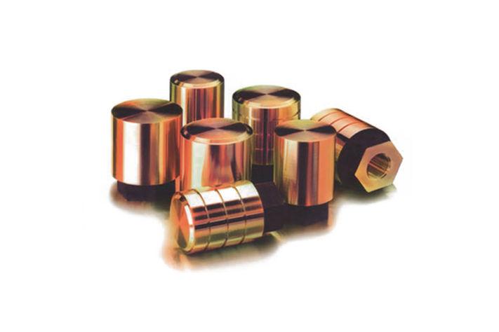 Pistones cobre berilio