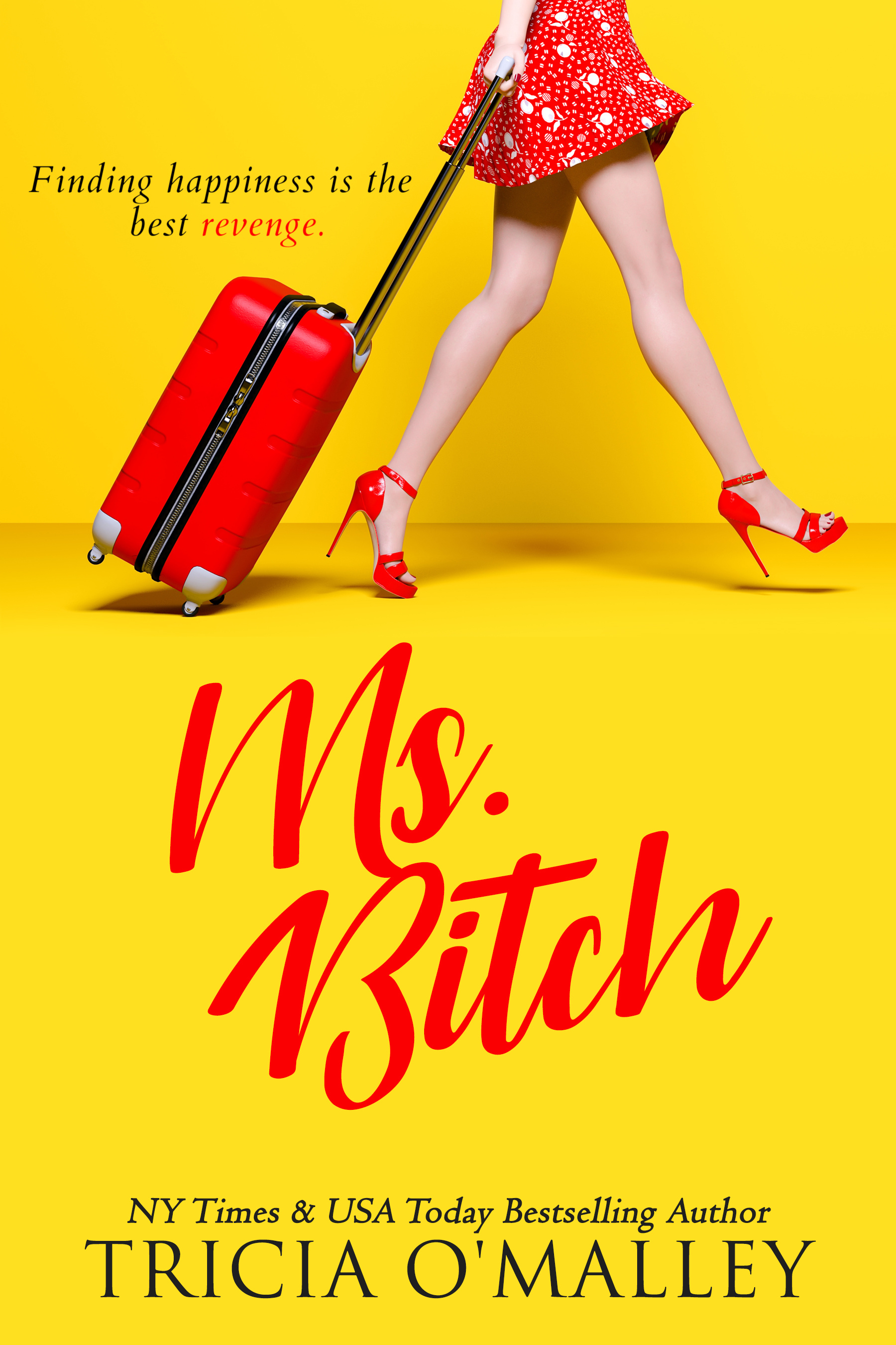 Ms. Bitch Final Cover