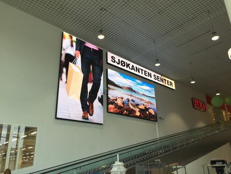 ATLAS Shopping Mall Installation