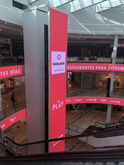 ATLAS Shopping Center Install