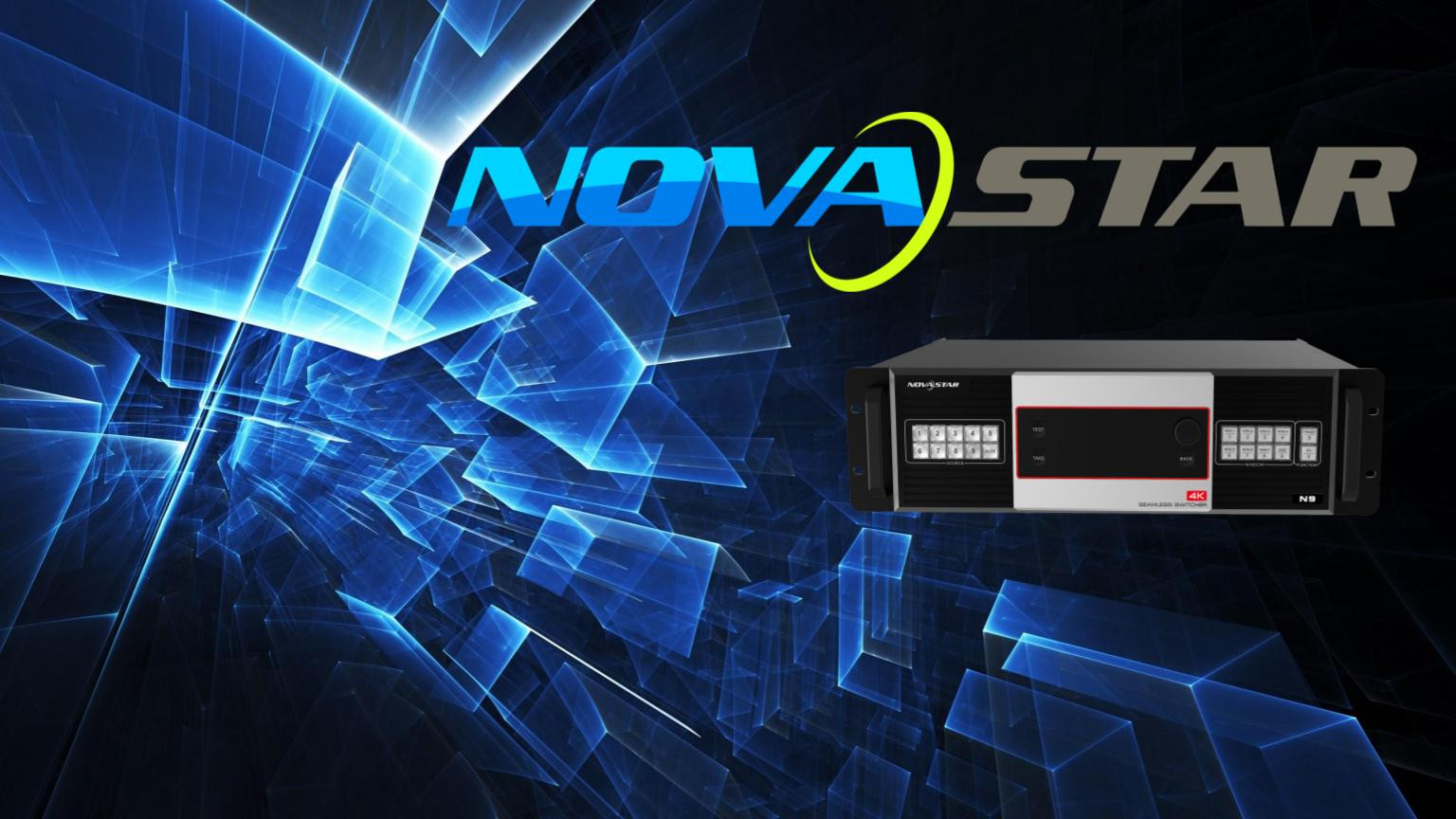 We are proud to be an offical distributor of all NovaStar processors and accessories.