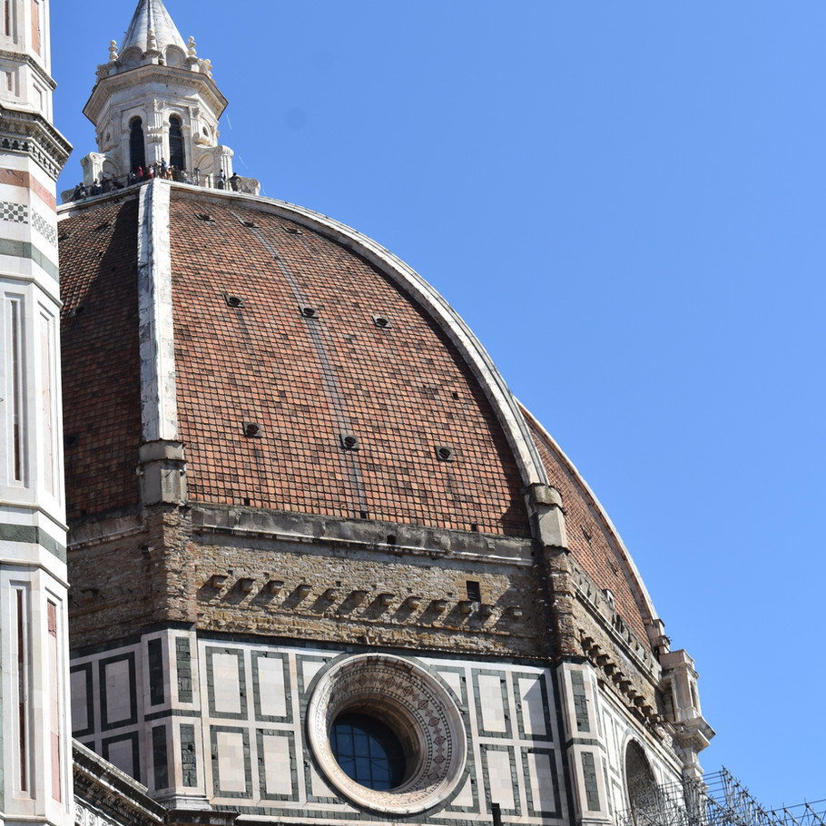 Florence + Southern Tuscany