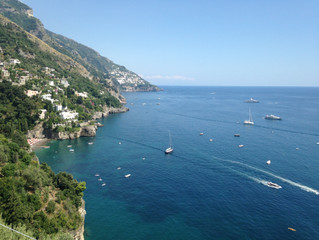 Insider Tip: How to Get the Best Views of the Amalfi Coast