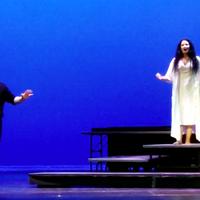 "Bellini's La Sonnambula - sleepwalking scene ""Che veggio..."" Júlia Coelho, Ben Worley (2015)"