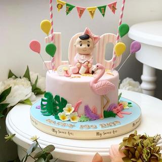 my-sweet-art-hk-baby-kides-fondant-cake1
