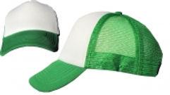 כובע רשת ירוק