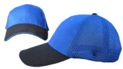 כובע פיטנס -כחול / שחור