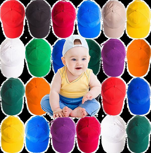 כובעים 6 פאנלים