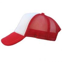 כובע רשת אדום