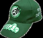 כובע בייסבול ירוק