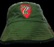 כובע טמבל זית