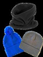 כובעי צמר וחם צוואר