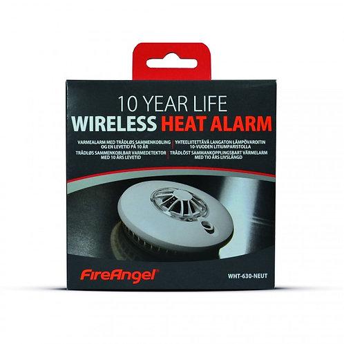 FireAngel WHT-630 TEMP ALARM WI-SAFE2