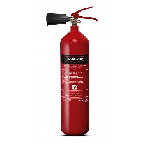 Housegard karbondioksid-slokker 2 kg, K2