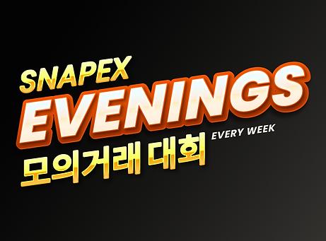SnapEx-Evenings-Livestream-Talkshow-NewW