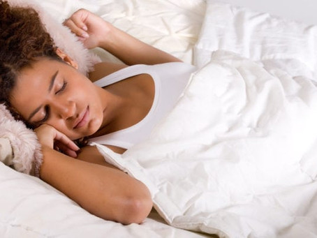 Better Mental Health Through Sleep