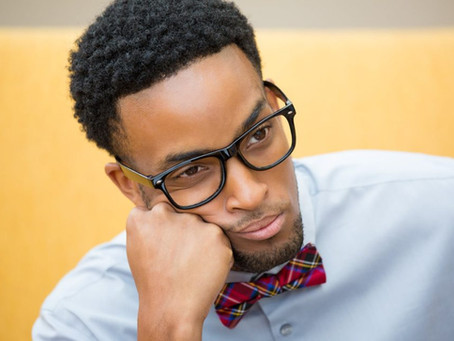 Let's Talk About Depression and Young Black Man