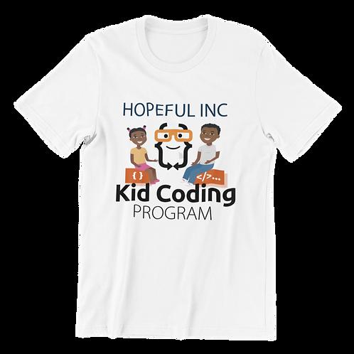 Kid Coding T-Shirt