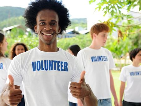 What Do Hopeful Inc Volunteers Do?