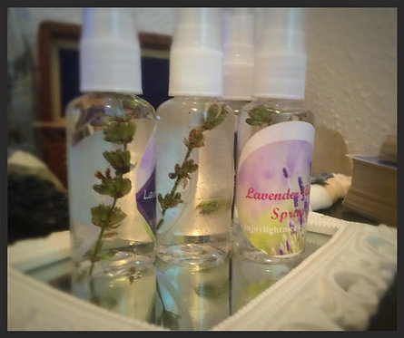 Lavender Aura Spray