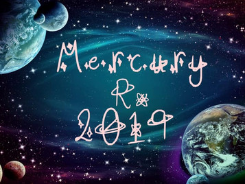 What about Mercury Retrograde?
