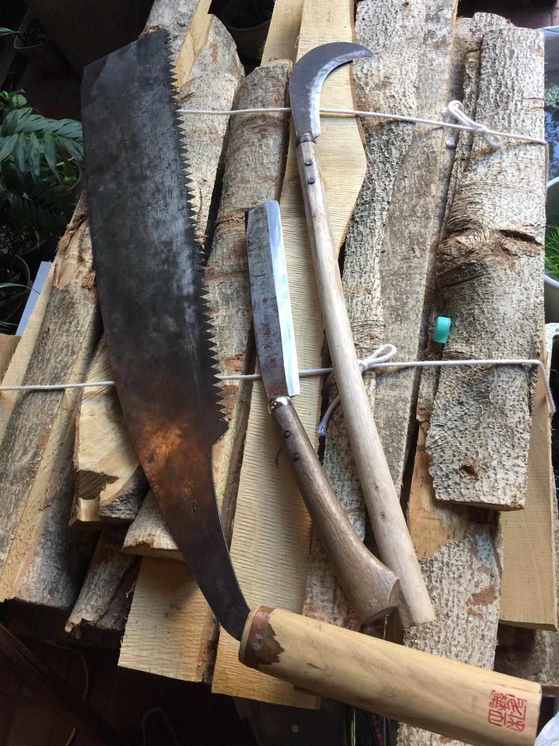 木工の平田さん