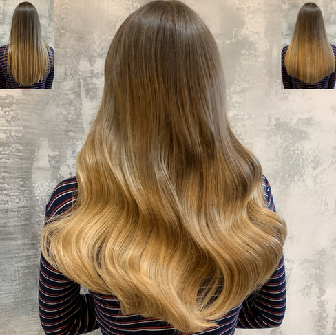 Pre Bonded Hair Extensions   Hair Extensions Morpeth   Mark Summers Hair Extensions