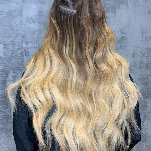 Mark Summers Hair | Pre Bonded Hair Extensions | Remi Cachet