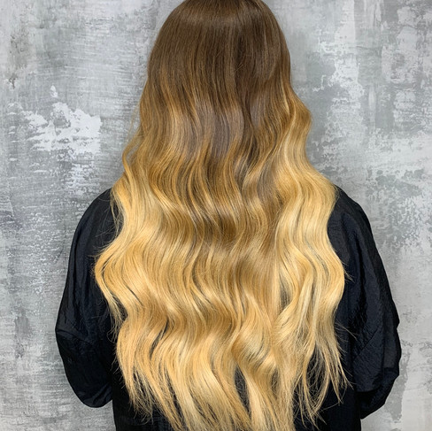 Ombre Hair Extensions | Balayage Hair Extensions | Remi Cachet