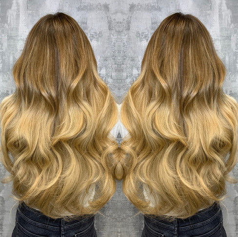 Micro Ring Hair Extensions   Mark Summers Hair Extensions   Remi Cachet