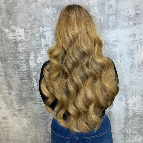 """20"""" Super Weft   Remi Cachet   Russian Hair Extensions"""