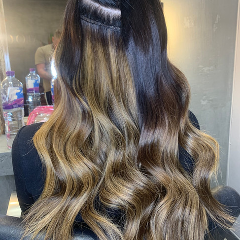 Hollywood Weave Hair Extensions | Mark Summers Hair Extensions