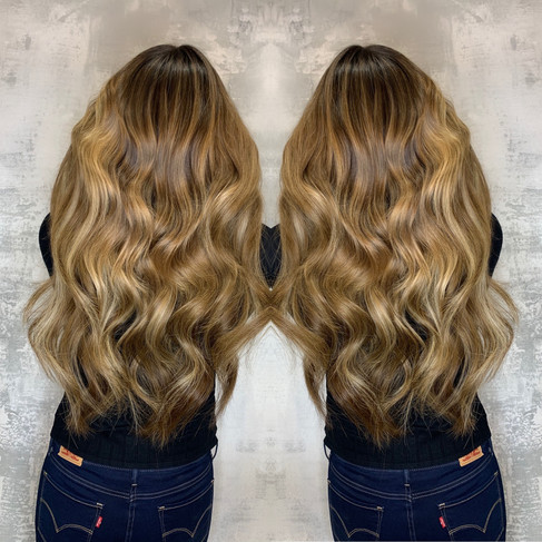 Pre Bonded Hair Extensions | Hair Extensions | Mark Summers Hair Extensions