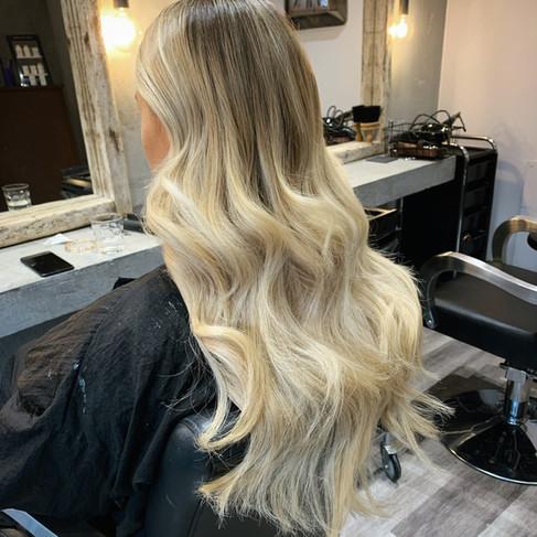 Balayage Hair Extensions