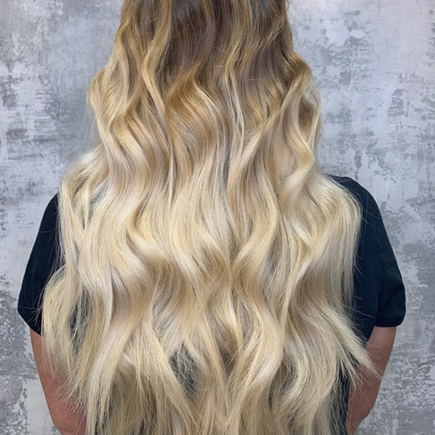 Ombre Hair Extensions   Micro Ring Hair Extensions   Remi Cachet