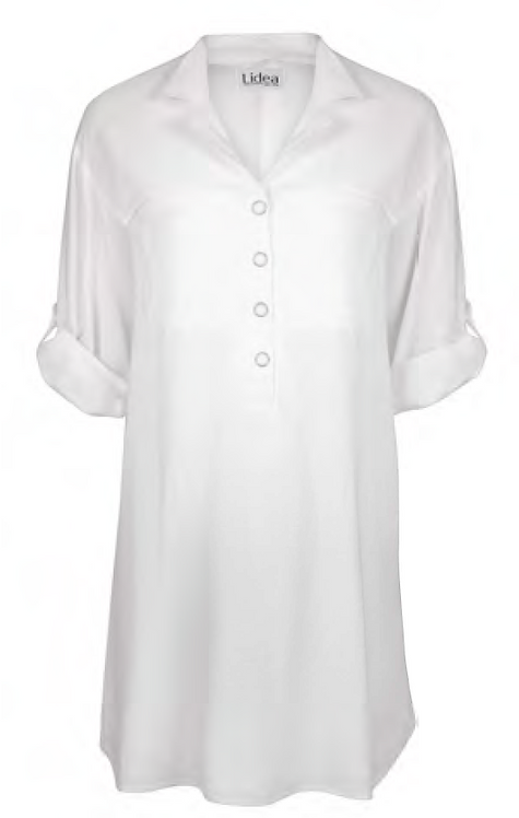 Cover-up shirt