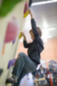 youth climber