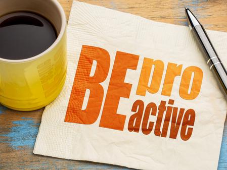 ¿Cómo ser más proactivo en el trabajo?
