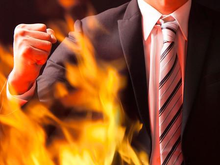 ¿Porqué demasiada pasión puede arruinar tu liderazgo?