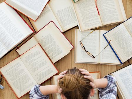 4 errores al estudiar