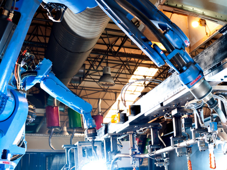 5 tendencias principales en robótica industrial para 2021