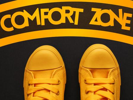 ¿Es necesario salir de la zona de confort?