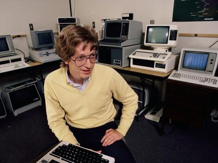 5 lecciones de Bill Gates para ser exitoso