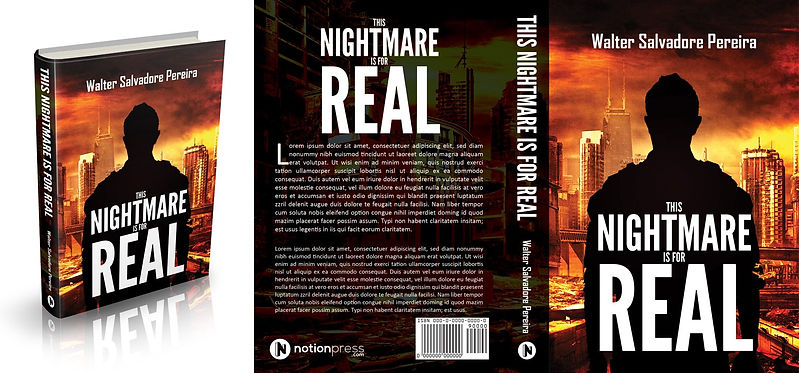 This Nightmare is for Real - Final Cover