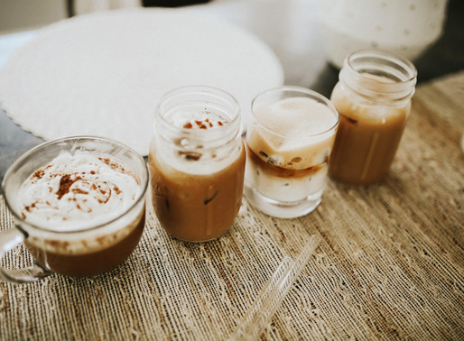 Coffee Drinks That Make My Soul Happy!